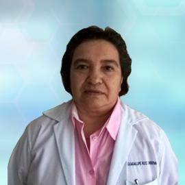 Esther Guadalupe Ruiz Córdova